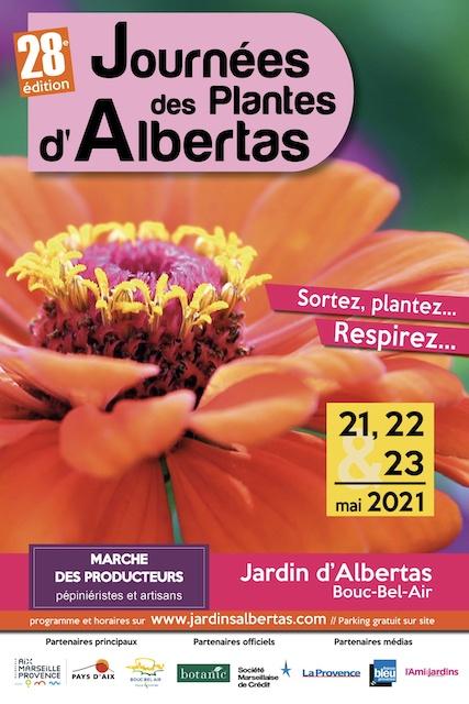 Journée des plantes d'Albertas