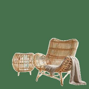 Mobilier / Déco Rotin / Bambou / Jonc