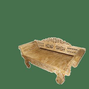 Sofas Indonésien & Portes Antiques