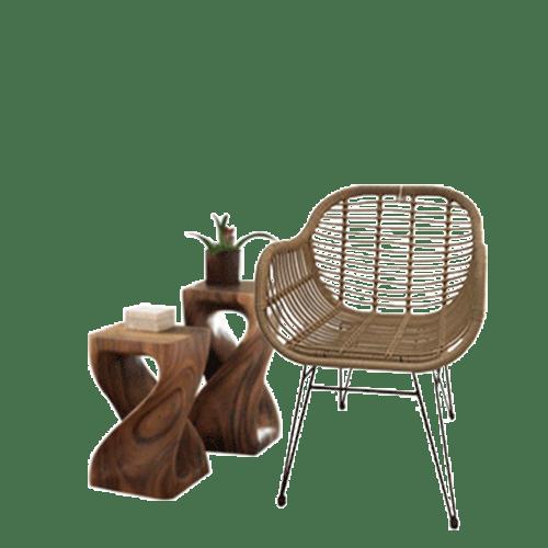 Mobilier / Déco Rotin / Banboo / Jonc