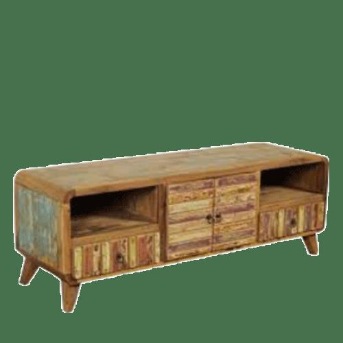 Sofa Indonésien & Porte Antique